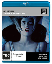 Deadly Blessing on Blu-ray