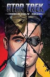 Star Trek Boldly Go, Vol. 3 by Mike Johnson