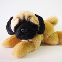 Dog: Ruby Pug 25Cm