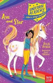 Unicorn Academy: Ava and Star by Julie Sykes image