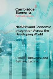 Nativism and Economic Integration Across the Developing World by Rikhil R. Bhavnani image