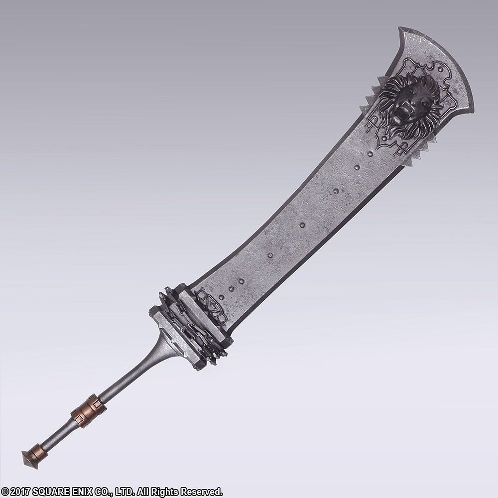 NieR:Automata: Bring Arts - Trading Weapon Collection [Complete Set] image