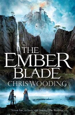 The Ember Blade by Chris Wooding image