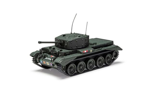Corgi 1/50 Cromwell IV Tank Diecast Model