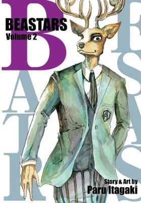 BEASTARS, Vol. 2 by Paru Itagaki