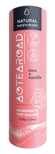 Aotearoad: Mosituring Stick - Rose + Vanilla
