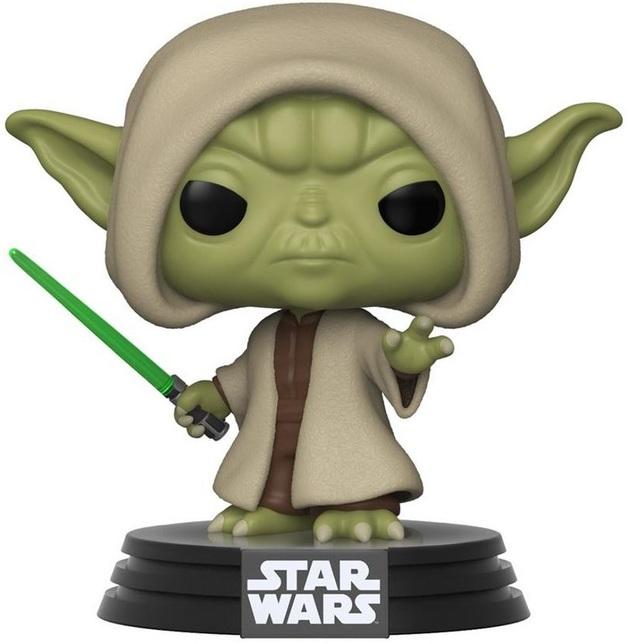 Star Wars: Battlefront - Yoda (Hooded) Pop! Vinyl Figure