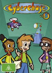 Cyberchase Vol 5 on DVD