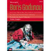 Mussorgsky: Boris Godunov (2 Disc Set) on DVD