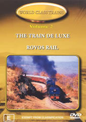 World Class Trains Volume 2 on DVD