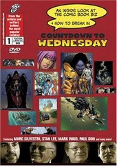 Countdown to Wednesday on DVD