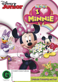 Mickey Mouse Clubhouse - I Heart Minnie DVD