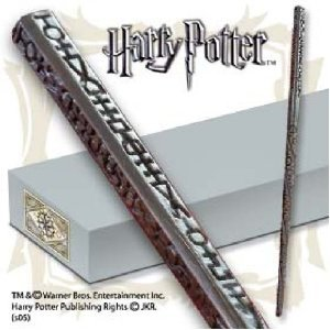 Harry Potter Wand Replica - Sirius Black's with Ollivanders Box image