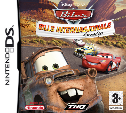 Cars Mater-National for Nintendo DS