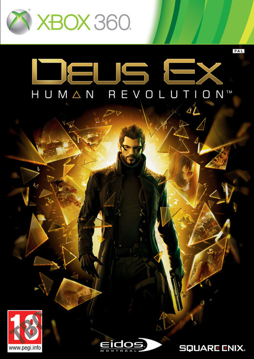 Deus Ex: Human Revolution for Xbox 360