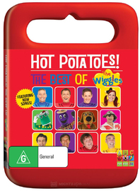 Hot Potatoes! The Best of The Wiggles on DVD image