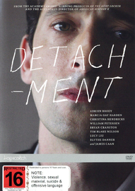 Detachment on DVD