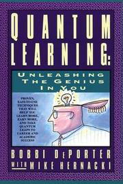 Quantum Learning by Bobbi DePorter
