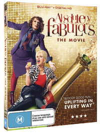 Absolutely Fabulous: The Movie on Blu-ray