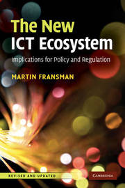The New ICT Ecosystem by Martin Fransman image