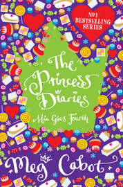The Princess Diaries: Mia Goes Fourth by Meg Cabot image