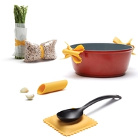 Monkey Business: Pasta Grande Kitchen Set