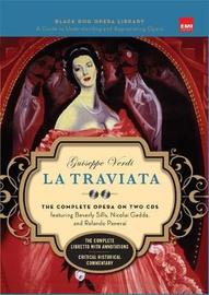 La Traviata (Book And CDs) by Giuseppe Verdi image