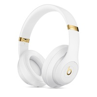Beats by Dre Studio3 - Wireless Over-Ear Headphones (White)