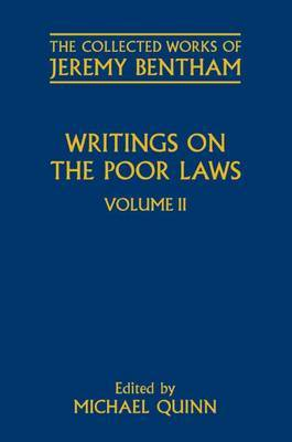 Writings on the Poor Laws: Volume II image