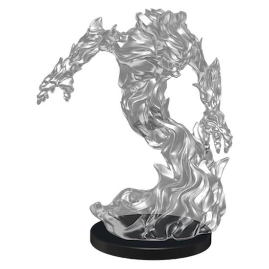 Pathfinder Deep Cuts: Unpainted Miniature Figures - Medium Fire Elemental