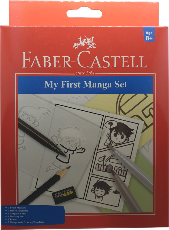 Faber-Castell: My First Manga Set