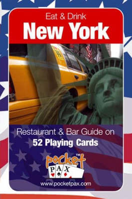Eat and Drink New York by Steven Lister image