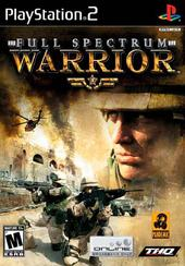 Full Spectrum Warrior for PlayStation 2