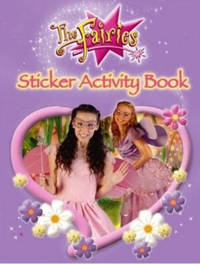 The Fairies Sticker Activity Book by Jen Watts image