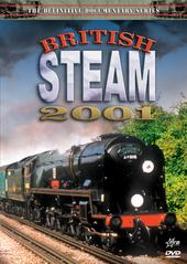 British Steam 2001 on DVD