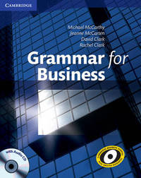 Grammar for Business with Audio CD by David Clark
