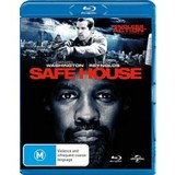 Safe House on Blu-ray
