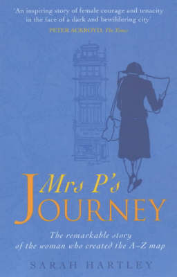 Mrs P's Journey by Sarah Hartley