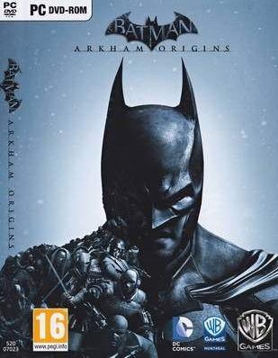 Batman: Arkham Origins for PC Games