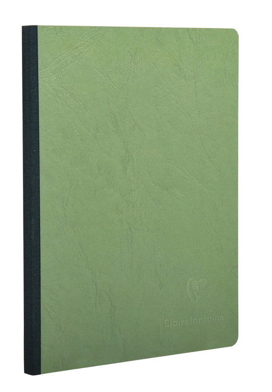 Age-Bag Soft Cover Blank A5 notebook - Green