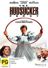 The Hudsucker Proxy on DVD