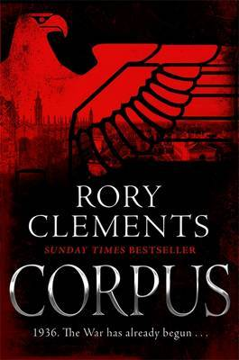 Corpus by Rory Clements image