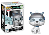 Rick & Morty – Snowball Pop! Vinyl Figure