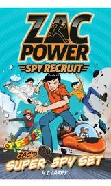 Zac's Super Spy Set by H I Larry