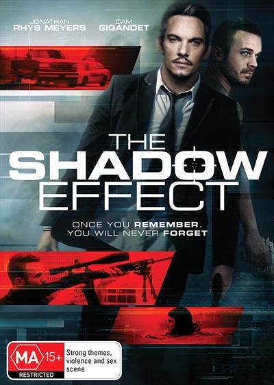 The Shadow Effect on DVD image