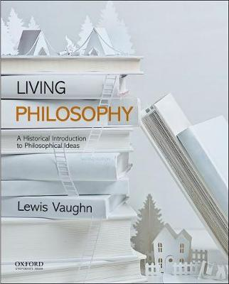Living Philosophy by Lewis Vaughn image