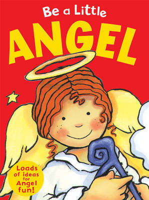 Be a Little Angel by Sue Barraclough image