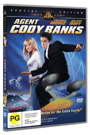 Agent Cody Banks - Special Edition on DVD image