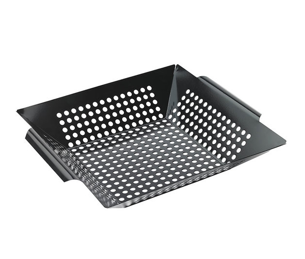 Gasmate BBQ Vege Grill Topper/Square Wok