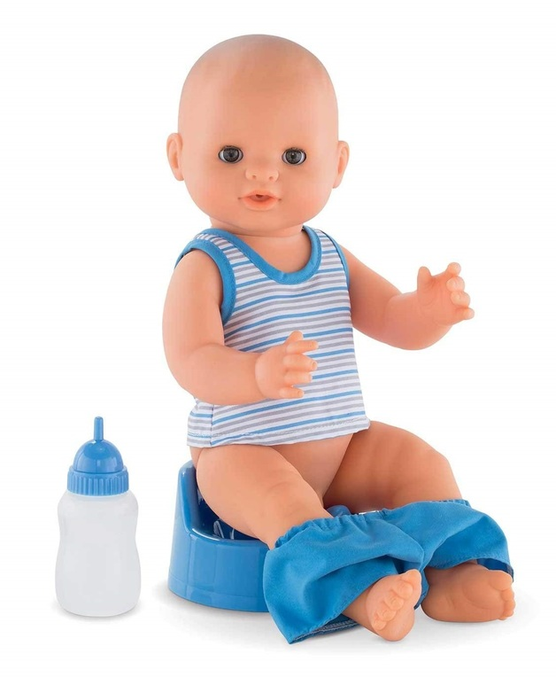 Corolle: Paul Drink & Wet - Baby Doll